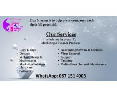 AA Dynamic Solutions | Business Registration | Website Design | Logo Design | Marketing Solutions