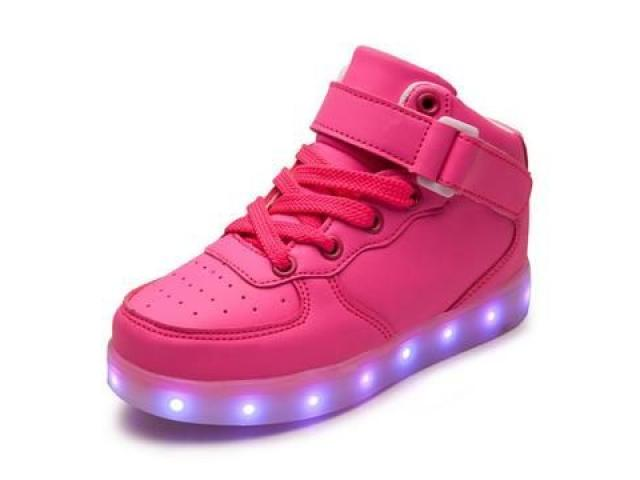 Led Light Up Shoes - 1/4