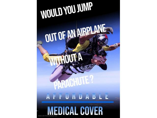 Affordable Medical Cover - 1/1