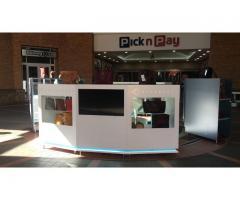 kiosk shop business for sale