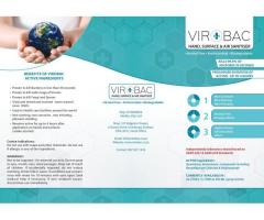 ViroBac - Hand, Surface and Air Sanitiser
