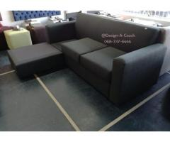 L-shape daybed couch
