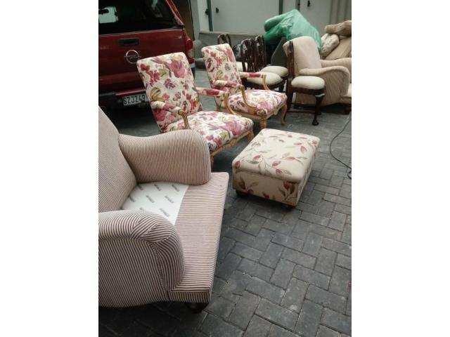 Carpet/Upholstery Cleaning and Cleaning Services - 3/4