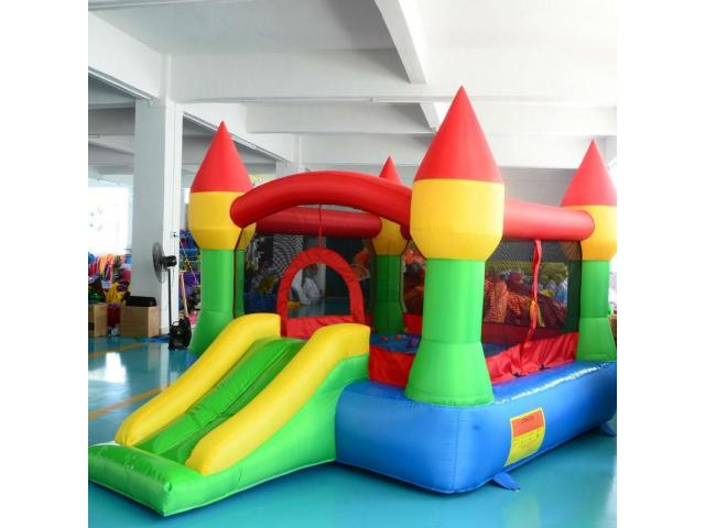 Jumping Castles for kids for more info please email me. - 1/1