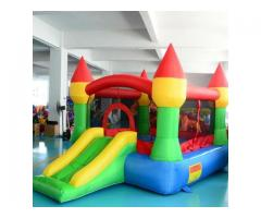 Jumping Castles for kids for more info please email me.