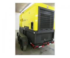 Neuson diesel generator | 191 kw , sound proofed and has auto switch power