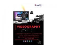 Profession Videographer