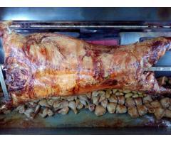 Spitbraai Lamb by Pheka Inyama Spitbraai