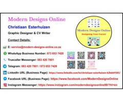 Graphic Designing and CV Service + Social Media Marketing Consultant - Online Based Company