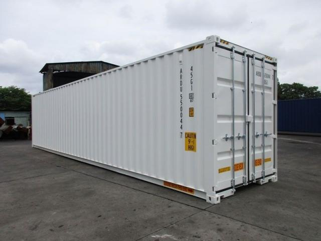 SHIPPING CONTAINERS AVAILABLE QUALITY STOCK - 1/4