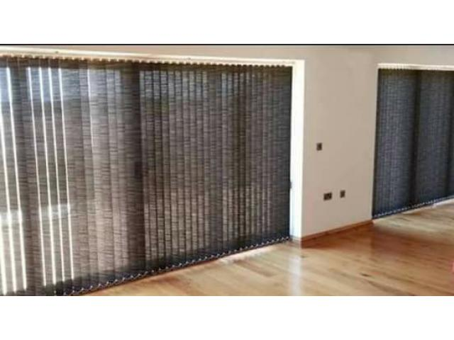 Blinds - custom made to order - 1/4