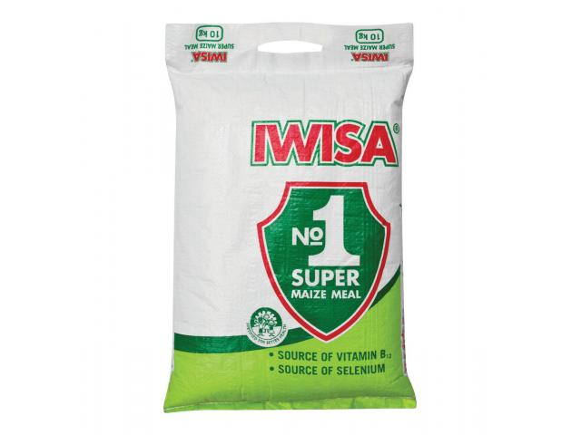 Premium Quality Maize Meal - 2/3