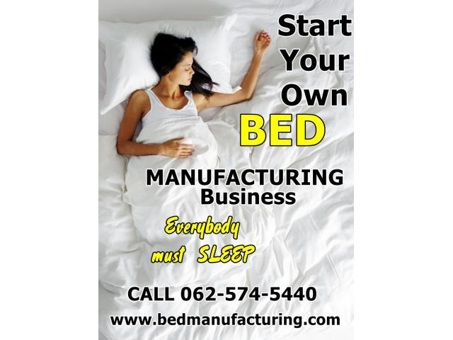 Bed factory business for sale - 1/4