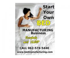 Bed factory business for sale