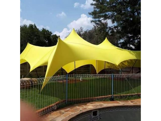 STRETCH TENTS FOR SALE - 3/4