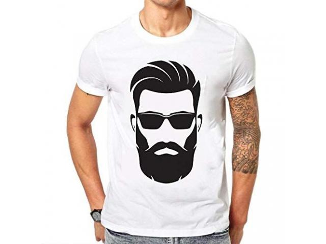 Print any design on your t-shirt - 1/4