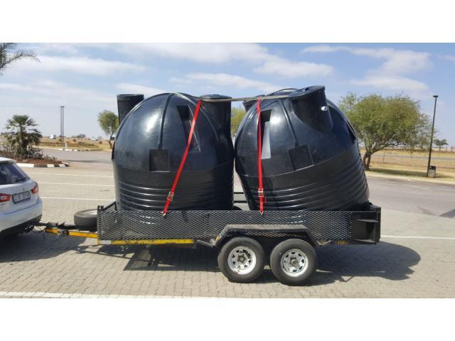Septic Tanks - 1/2