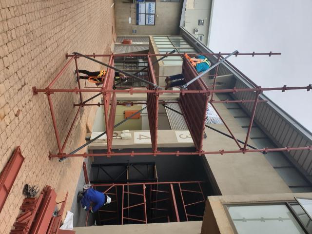 Scaffold erectors and inspectors training Ballito - 1/4