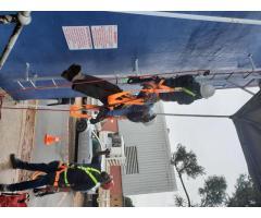 Scaffold erectors and inspectors training Ballito