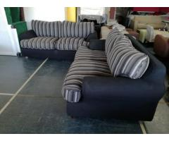 Two second hand 2 seater couches for sale