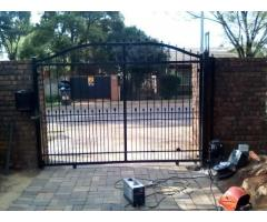 Security, IT and Maintenance | Gate Motors | Electric Fence | CCTV