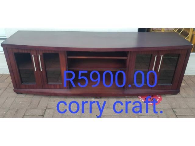 Corry Craft TV Stand - 1/1