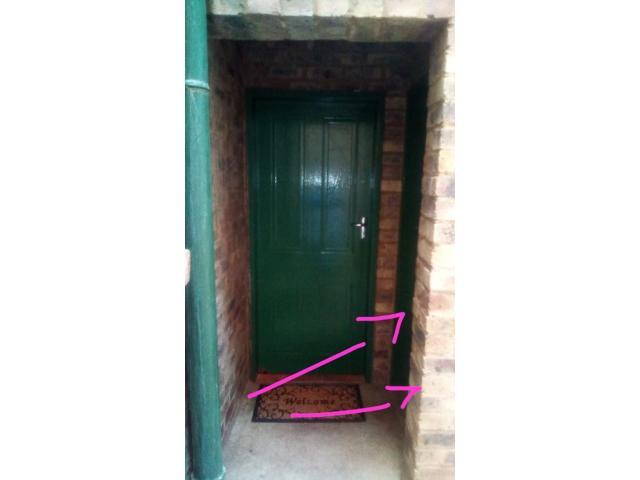 Security gates, Side Entrance Gates - 1/2