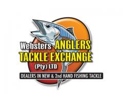 Websters ANGLERS TACKLE EXCHANGE