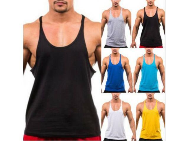 Plain T-shirts, Stringer Vests, Stringer Hoodies and more - 2/4