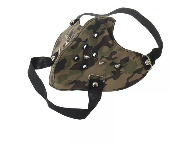 FSTQ2 ARMY FACE MASKS for sale. Contact Orizon Distributors for quote - 3/4