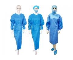 MPR7020 Disposable Surgeon Gown AAMI Level 3