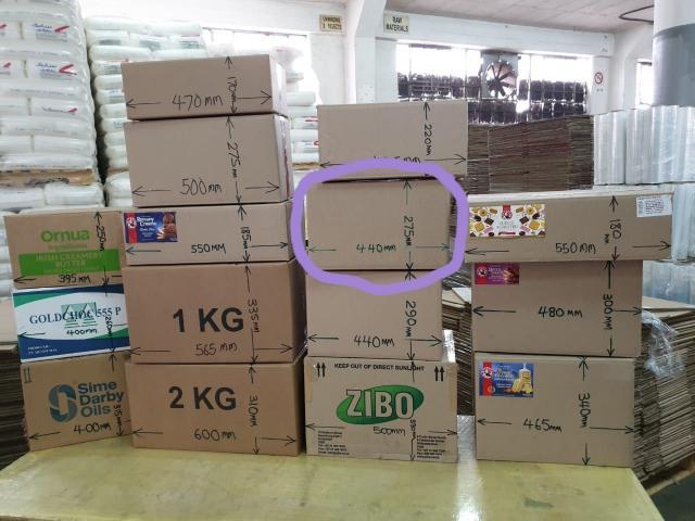 Cardboard Packaging - 2/2