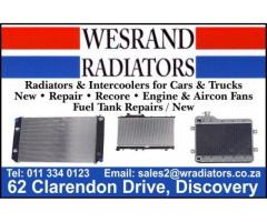 Wesrand Radiators
