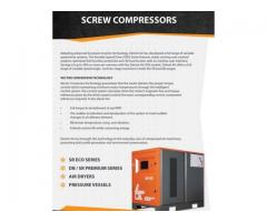 Screw Compressor | Air Compressors | Air Dryers | Air Filtration