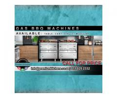 Scheer Gas BBQ Machines and Grills!