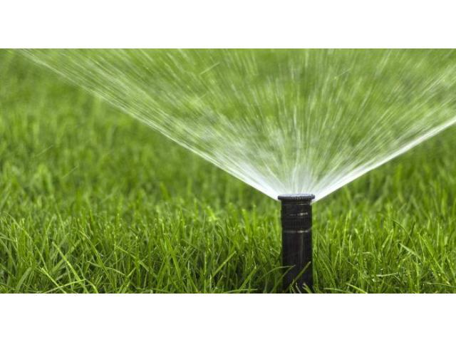 Irrigation installation and repairs   Sprinkler Installation   Jojo Tank Installation - 1/4