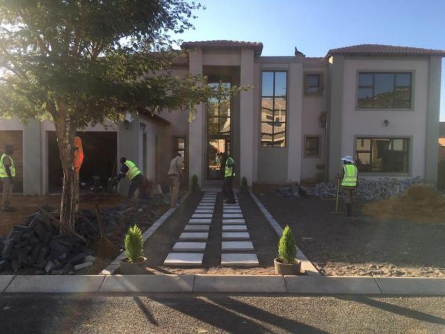 Irrigation installation and repairs   Sprinkler Installation   Jojo Tank Installation - 3/4