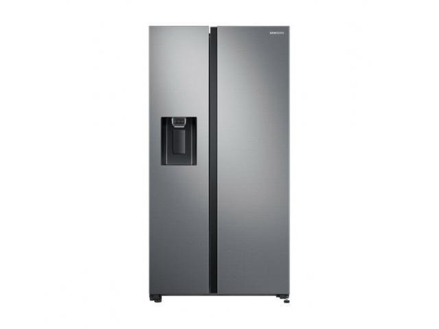 Samsung 617 l Side-by-Side Fridge/Freezer with Water Dispenser - 1/1