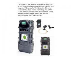 Altair 5X Gas detector