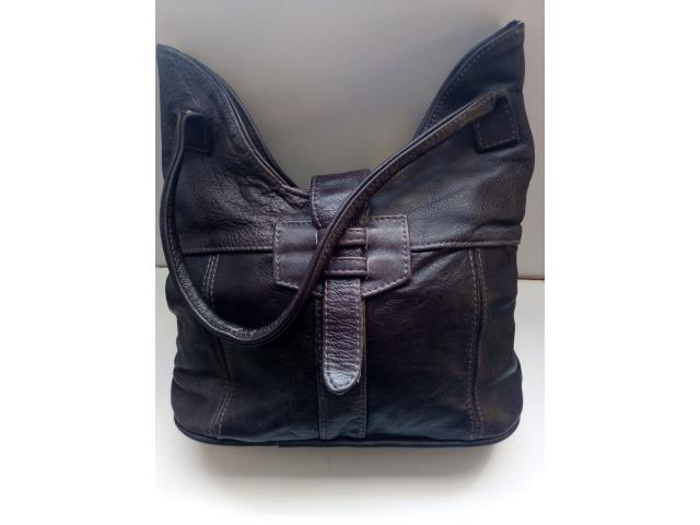Quality Genuine Leather Casual Bags | Genuine Leather Bags | Leather Bags - 1/4