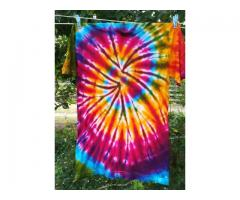Customised Tie-Dye Clothing to Order