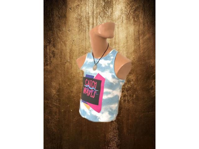 Funky summer vests - 1/2