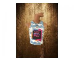 Funky summer vests