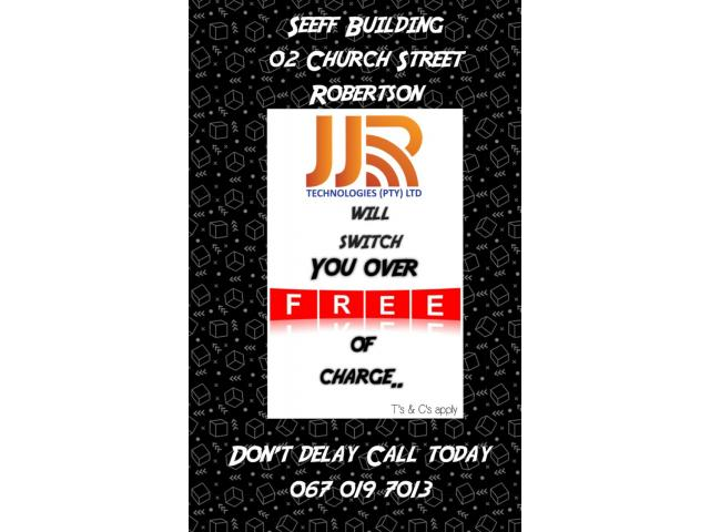 JJR Technologies - IT and Communications Provider - 1/1