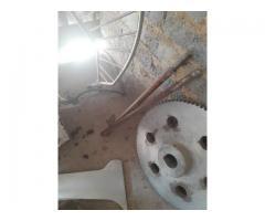 80-100LT Spiral Dough Mixer
