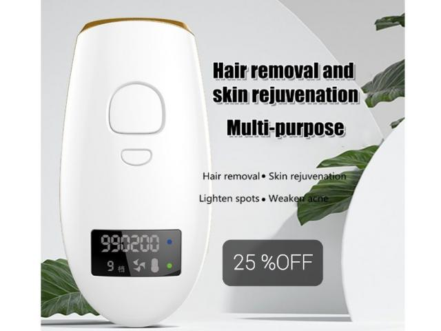 IPL/laser machines for permanent hair removal   Permanent hair removal - 4/4