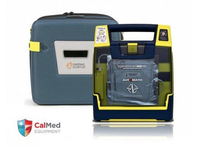 New and Refurbished AEDs and Accessories | CalmedEquipment - 1/4