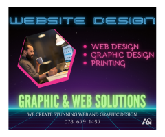 Web and Graphic Design Service | Web Design | Graphic Design
