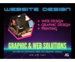 Web and Graphic Design Service | Web Design | Graphic Design