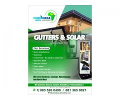 Gutter Solutions | Stainless steel gutters | Galvanised gutters | Roof Gutters